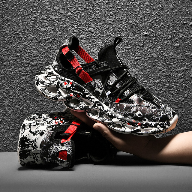 Breathable Men Sneakers 2