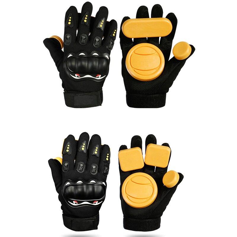 Skateboard Protective Gloves Standard Adult Longboard Downhill Slide Gloves Skate Gloves For Skate Skateboard Roller Skating