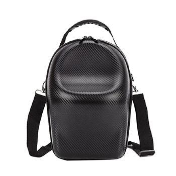 PU Leather Shoulder Bag Travel Carrying Case for DJI Goggles FPV VR Glasses Kit 1