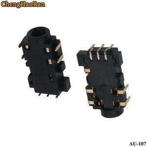 Image 3 - ChengHaoRan 50pcs/lot 3.5mm Audio Jack Port for Asus N55SF N55SL G75VX X32U U36JC U36SG Headphone Microphone Socket Connector