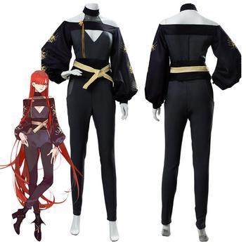 New FGO Fate Grand Order Nobunaga Oda/Oda Nobunaga Cosplay Costume Full Set Women Girls Halloween Carnival Costumes