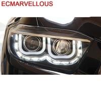 Lamp Cob Parts Automovil Exterior Neblineros Para Auto Led Automobiles Headlights Car Lights Assembly 09 FOR Toyota Highlander
