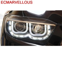 Lamp Cob Parts Automovil Exterior Neblineros Para Auto Led Automobiles Headlights Car Lights Assembly 09 FOR Toyota Highlander