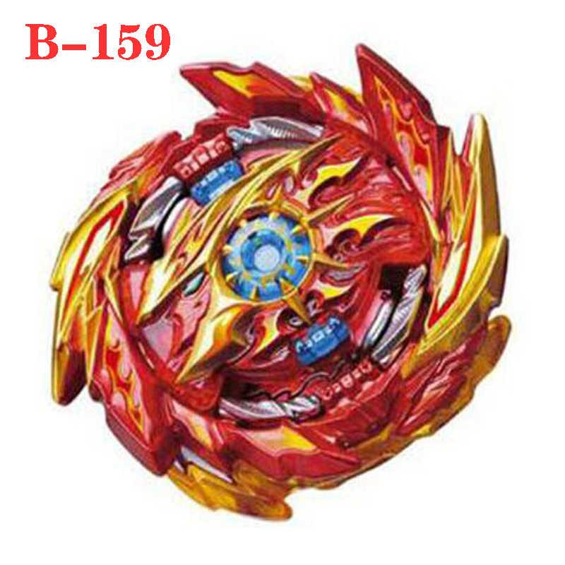 כל דגמי משגרים בייבלייד פרץ GT צעצועי זירת מתכת אלוהים Fafnir ספינינג ביי להב להבי צעצועי B-163 B-164 B-165