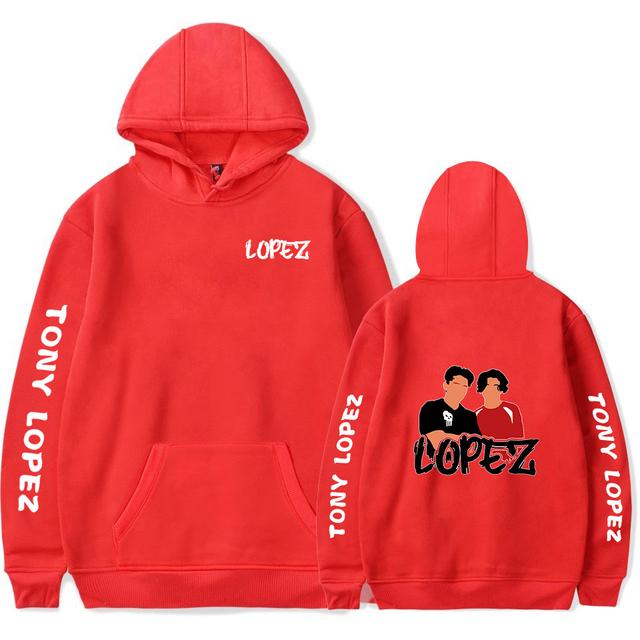 TONY LOPEZ THEMED HOODIE