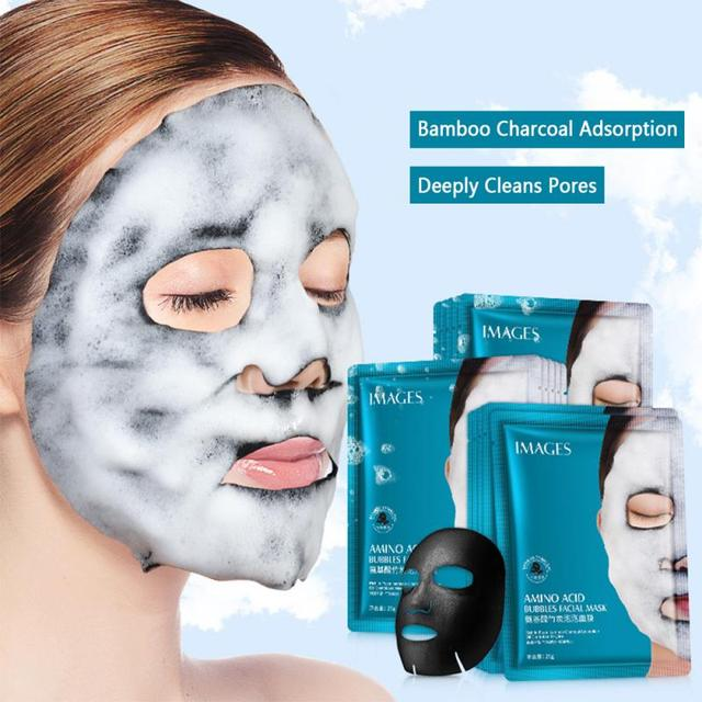 Amino Acid mask Women Face Sheet Masks Natural Moisturizing masks beauty mask Collagen Whitening Mask Skin Care Korean cosmetics