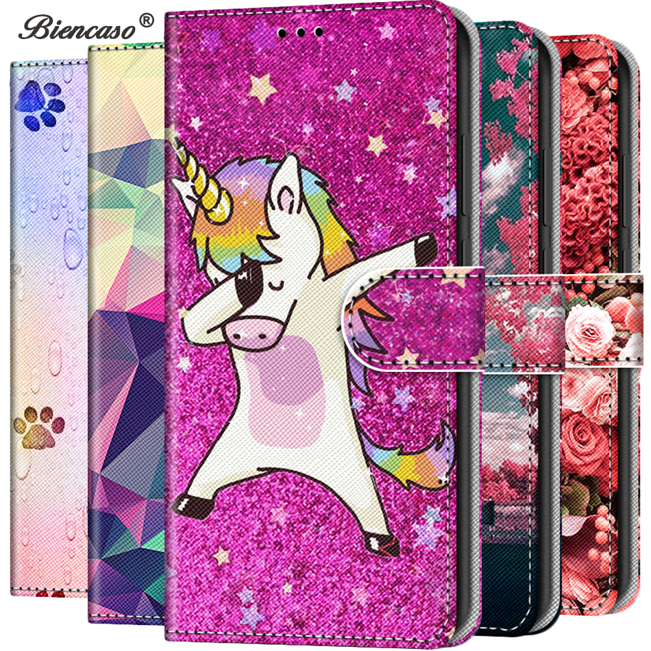 Cute Animal Wallet Flip PU Leather Case For <font><b>LG</b></font> Stylo 4 5 G6 V40 <font><b>V50</b></font> <font><b>ThinQ</b></font> K8 K9 K10 K11 2018 K40 K50 Q60 Q Stylus Back Cover image