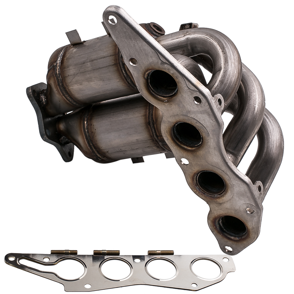 Outlet Exhaust Manifold for <font><b>Mitsubishi</b></font> Galant 2.4L I4 <font><b>4G69</b></font> 2007 2008 GAS Engine image