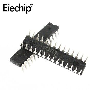 ATMEGA328-PU DIP ATMEGA328P new and original IC ATMEGA328P-PU BOOTLOADER + DIP Socket & 16MHz crystal Kit  for Arduino