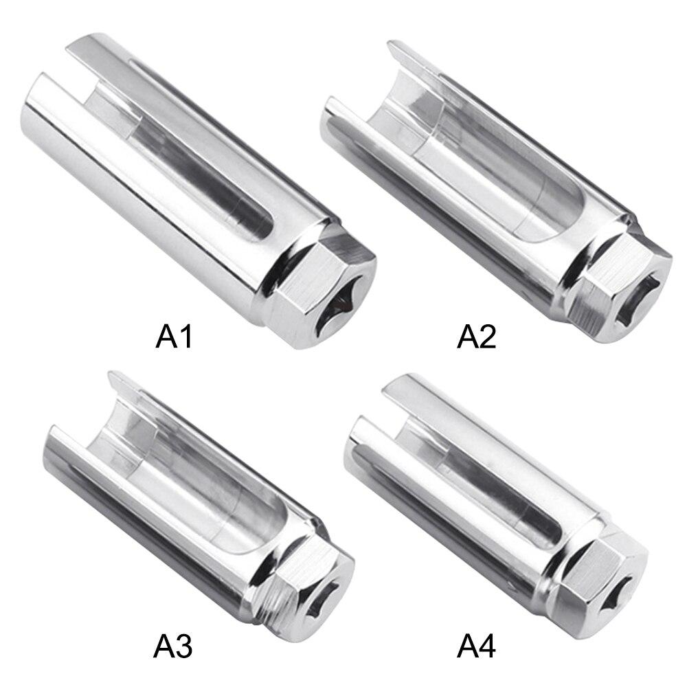 "Купить с кэшбэком Car Removal Tool 3/8'' or 1/2"" Drive Socket Wrench O2 Socket Car Removal Tool 22mm Oxygen Sensor Assembly Tool Hot Sale"