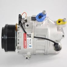 Für CSE717 BMW AC Kompressor bmw x6 E71 07 14 3,0 L 64529205096 BMW 740i 740Li X6 F01 F02 64526983398 64529185147 64529185147 02