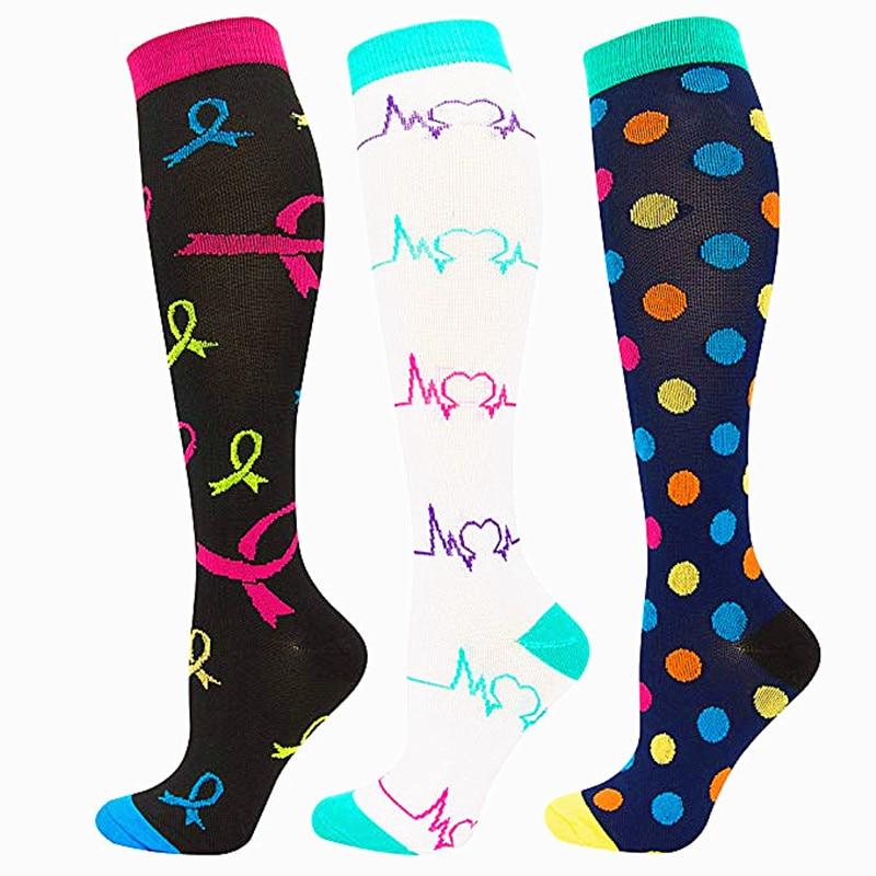 Compression Socks High Stockings Compression Socks For Varicose Veins Women Men Medical Varicose Veins Leg Relief Pain For Men