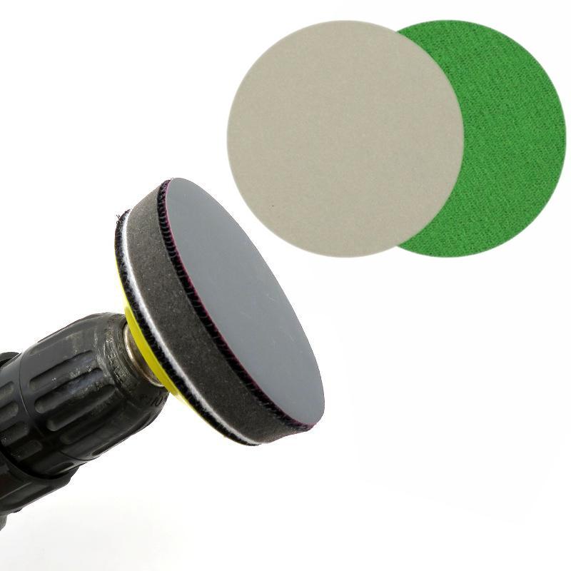 10pcs 3-inch 3000 Grit Wet/Dry Sanding Discs Pads 75mm Sandpaper Polishing For Furniture  Wood Sanding Discs