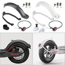 Kick scooter peças de reposição paralama conjunto suporte scooter elétrico ao ar livre traseiro fender portátil scooter skate