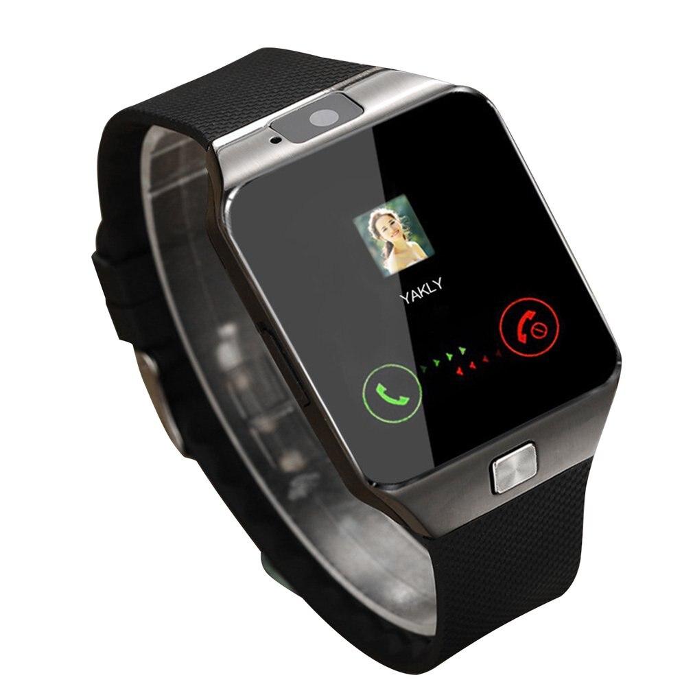 Relógio inteligente DZ09 Apoio TF SIM Câmera Relógio Inteligente Homens Mulheres Esporte relógio de Pulso Do Bluetooth para Samsung Huawei Xiaomi Android Phone