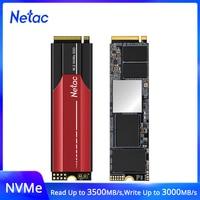 Netac NVMe SSD 1tb SSD M2 SSD 2tb 500gb 250gb dysk półprzewodnikowy M.2 NVMe PCIe 2280 wewnętrzny dysk twardy do laptopa