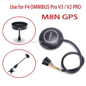 Image 1 - M8N GPS 모듈 (나침반 + GPS 홀더 포함) F4 용 OMNIBUS Pro V3 / FLIP 32 OMNIBUS F4 V2 PRO 컨트롤러 보드 (Quadcopter 용)
