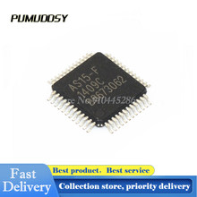 2 PÇS/LOTE AS15-F AS15F QFP48 QFN-48 AS15 LCD chip IC QFP
