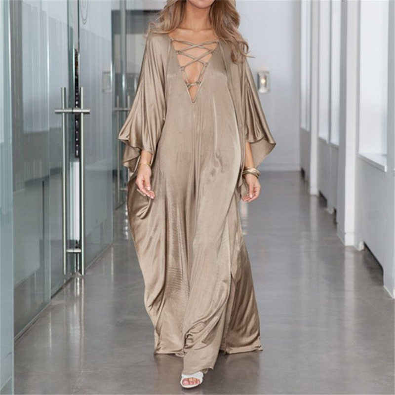 Oversize Kaftan Beach Cover Up Pareos De Playa Mujer Beachสวมใส่Oversizeบิกินี่Cover Up Robe PlageหาดSarong Tunic # Q877