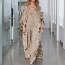 Kebesaran Kaftan Beach Cover Up Pareos De Playa Mujer Pantai Kebesaran Bikini Cover Up Jubah Plage Sarung Beach Tunik # Q877(China)