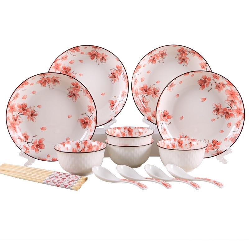 Service de table en porcelaine en os | Plats créatifs en céramique, cuillère à vaisselle, cadeau personnalisable retour Li Pin ustensiles de table