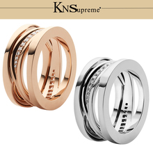 KN Bulgaria s925 ring gift 1:1 Original 100% tiff925 Sterling Silver Women Free Shipping Jewelry High-end Quality Gift Have logo цена 2017