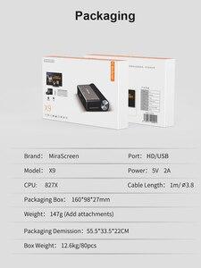 Image 5 - 4K 60Hz Bluetooth PUBG kontroler telefonu komórkowego klawiatura mysz wtyczka konwersji i grać Adapter do androida iOS inteligentny telefon do komputera