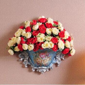 European vase, Home Furnishing garden wall decoration wall decoration