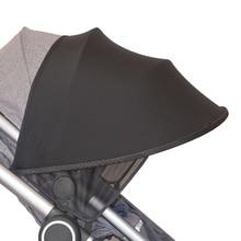 Детская коляска с солнцезащитным козырьком, солнцезащитный козырек, чехол для коляски, аксессуары для коляски, автомобильное кресло, коляска, кепка, Солнцезащитный капюшон
