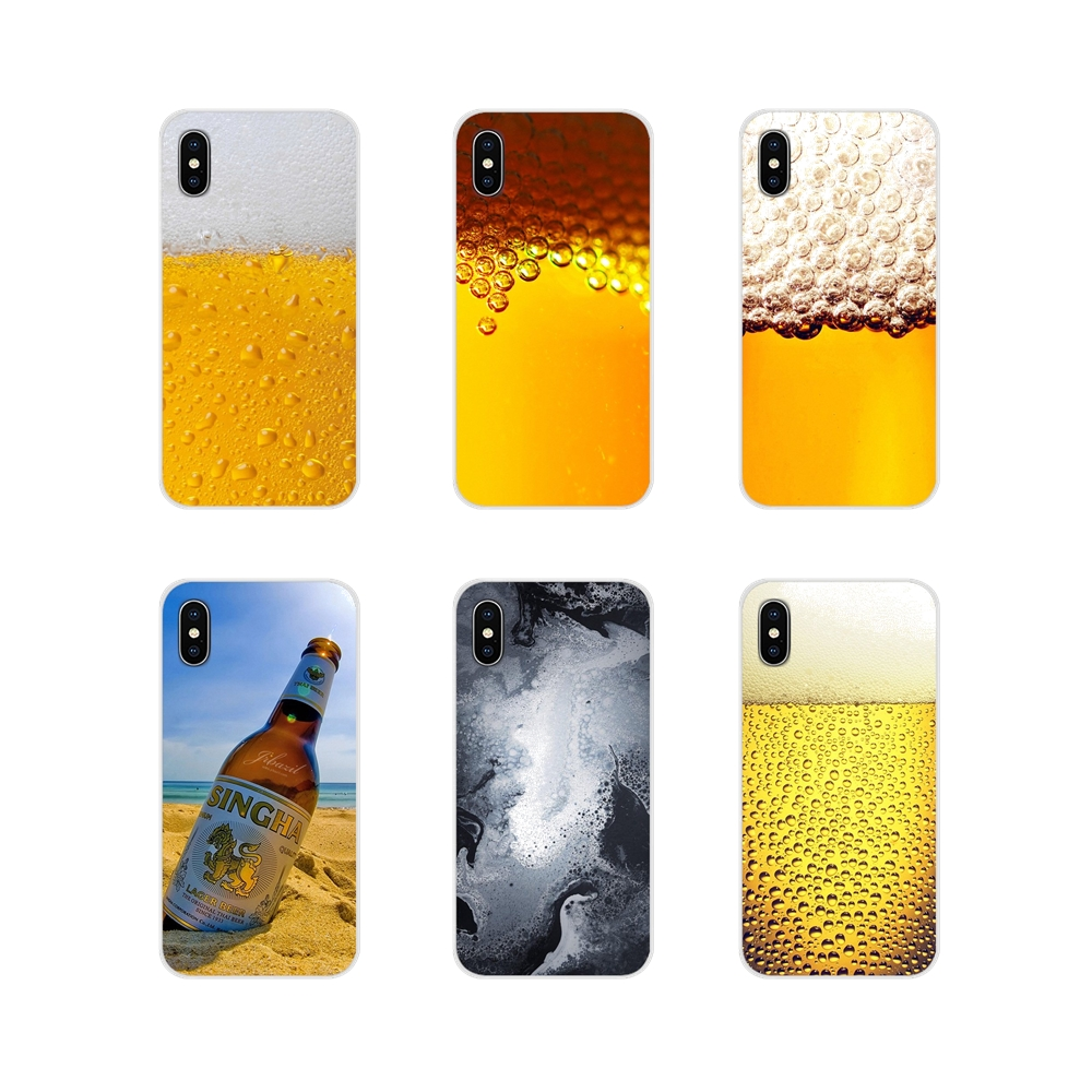 For Samsung Galaxy J1 J2 J3 J4 J5 J6 J7 J8 Plus 2018 Prime 2015 2016 2017 Accessories Phone Shell Covers Summer Beer image