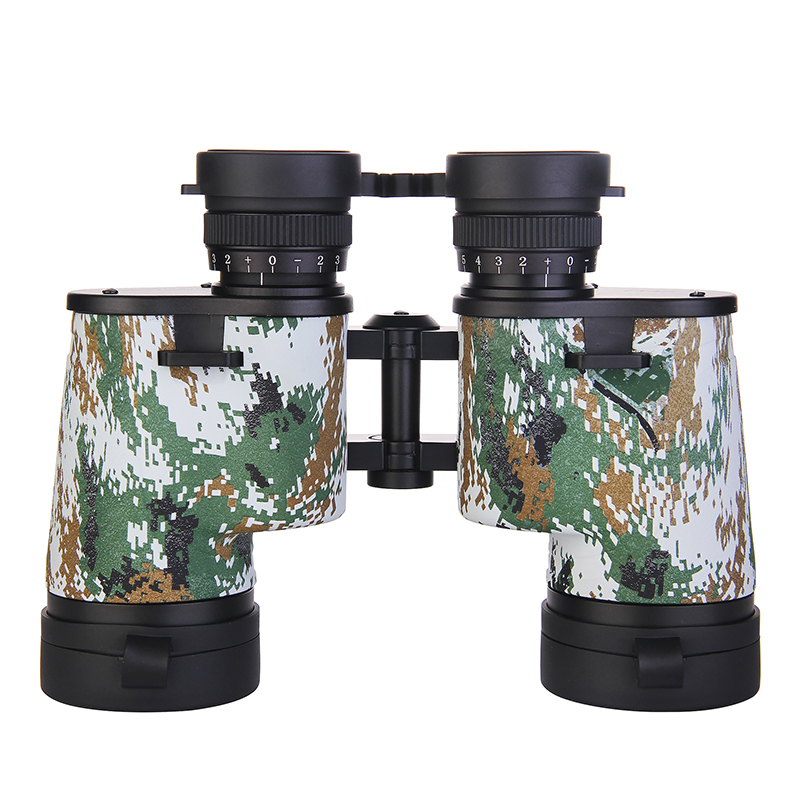 Upgrade Telescope <font><b>7X40</b></font> Folding <font><b>Binoculars</b></font> with Low Light Night Vision for Outdoor Bird Watching Travelling Hunting Camping image