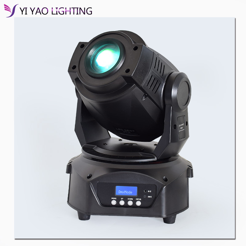 High Brightness 90W Moving Head Light Led Spot Stage Lighting Disco 90 W Gobo