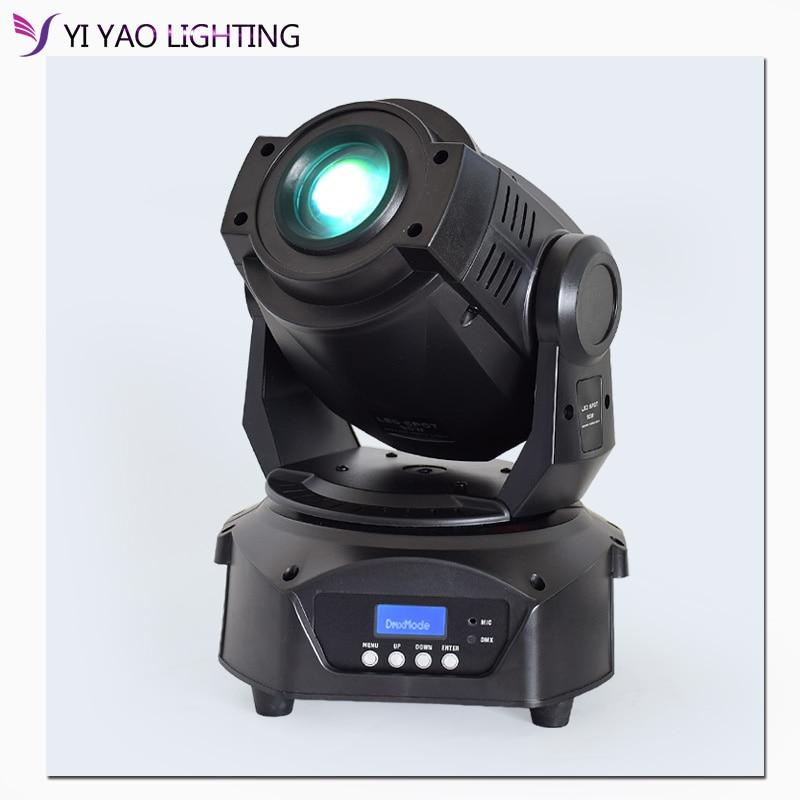 High Brightness 90W Moving Head Light Led Spot Stage Lighting Disco 90 W Gobo
