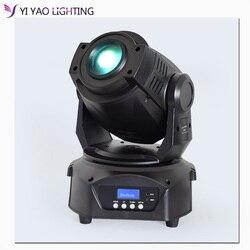 Wysoka jasność 90 W reflektor z ruchomą głowicą led spot oświetlenie sceniczne disco 90 W gobo Oświetlenie sceniczne    -