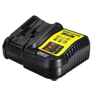 Image 3 - DCB112 wymienna ładowarka litowo jonowa do ładowarki Dewalt 12 V 14.4V 18V ogniwa baterii litowej