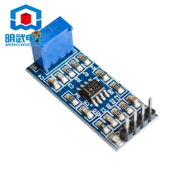 LM358 100 times gain signal amplifier module operational amplifier module image