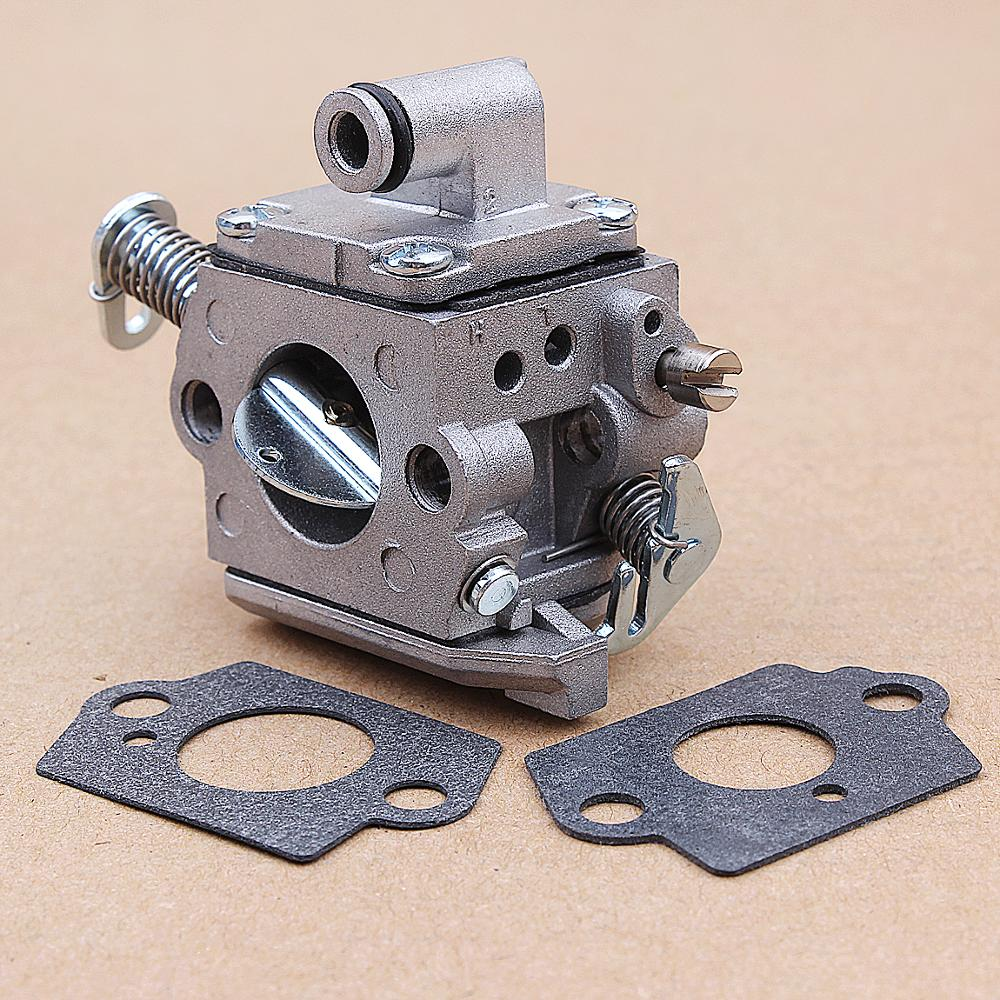 motosierra nuevo Carburador membrana Zama conjunto reparación adecuado Stihl 20t ms200