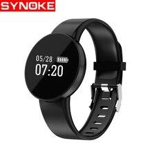 SYNOKE PANARS Relogio Feminino Digital Smart Watch Fitness Watch for Women Fashion Men Unisex Relojes Sports Watches Smart 9203