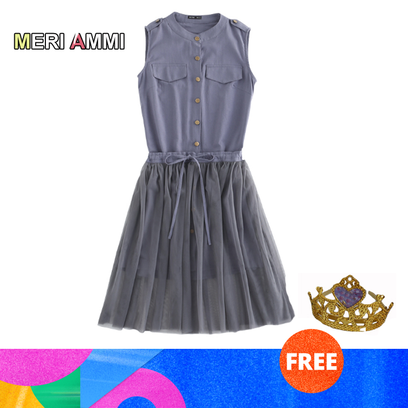 MERI AMMI 2pcs Children Girl Clothing Outfit Set T-shirt +TuTu Dress Skirts For 4-13 Year Baby Kids