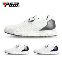 PGM Golf shoes, men's waterproof shoes non-slip non-spiked shoes summer air permeable men's shoes