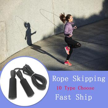 скакалка skipping rope adidas adrp 11011 Automatic Counting Skipping Rope Jump Rope Sports Fitness Crossfit Adjustable Equipment Rope Skipping Wire Calories Workout