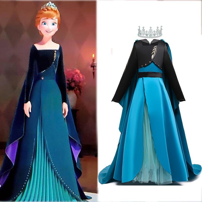 2020 New Queen Anna