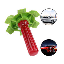 Universal Car A/C Radiator Condenser Fin Repair Comb Cooler Air Conditioner Straightener Cleaning Tools for Auto Cooling System auto air conditioner leak test service r134a for japanese car europe car ac a c leaking repair test tools device