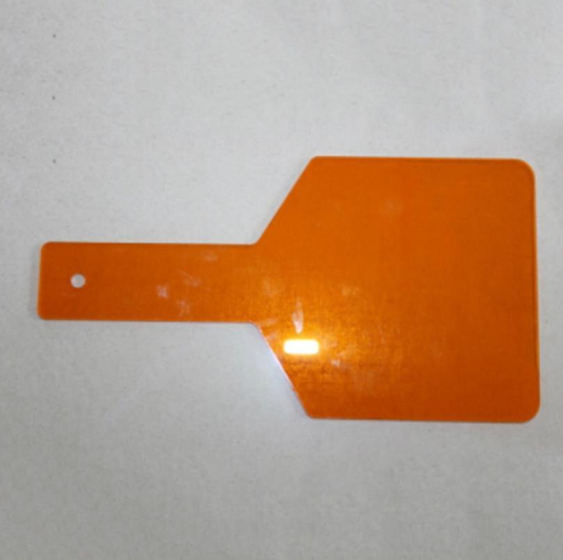 Светоотверждающая защитная пластина рука Щит для стоматологической лаборатории Защитная панель для глаз