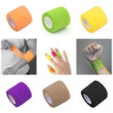 First-Aid-Tool Sport-Tape Knee-Support Emergency for Elastic-Bandage Self-Adhesive Elastoplast