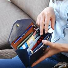 Paspoort Reizen Portemonnee Tas Id-kaart Document Case Organizer Bagfashion Portemonnee