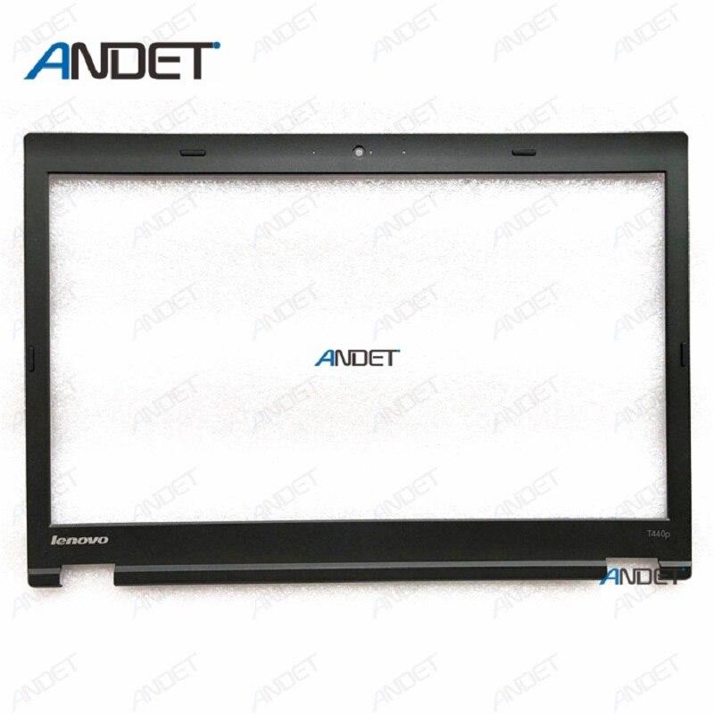 1PCS New Original For Lenovo ThinkPad T440 LCD Bezel Sticker Front Cover Case