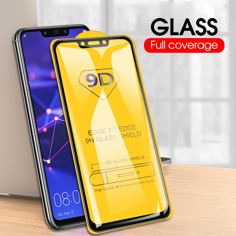 for Huawei Mate <font><b>30</b></font> 20 <font><b>10</b></font> Pro Lite P Smart 2019 Z Glass 9D Curved Full Cover Tempered Glass Screen Protector Film Foil image