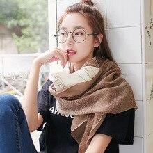 Autumn Print Scarf for Women Ethnic Stylish Cotton New Fahsion Design Large BOHO Shawl Wraps Recommend Hijab Girls