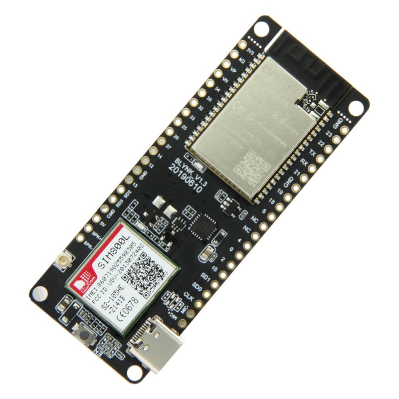 SIM800L T-Call V1.3 ESP32 WLAN Bluetooth-Funkmodul GPRS-Antenne SIM-Karte